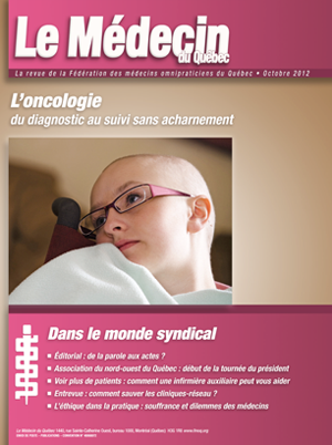 L'oncologie